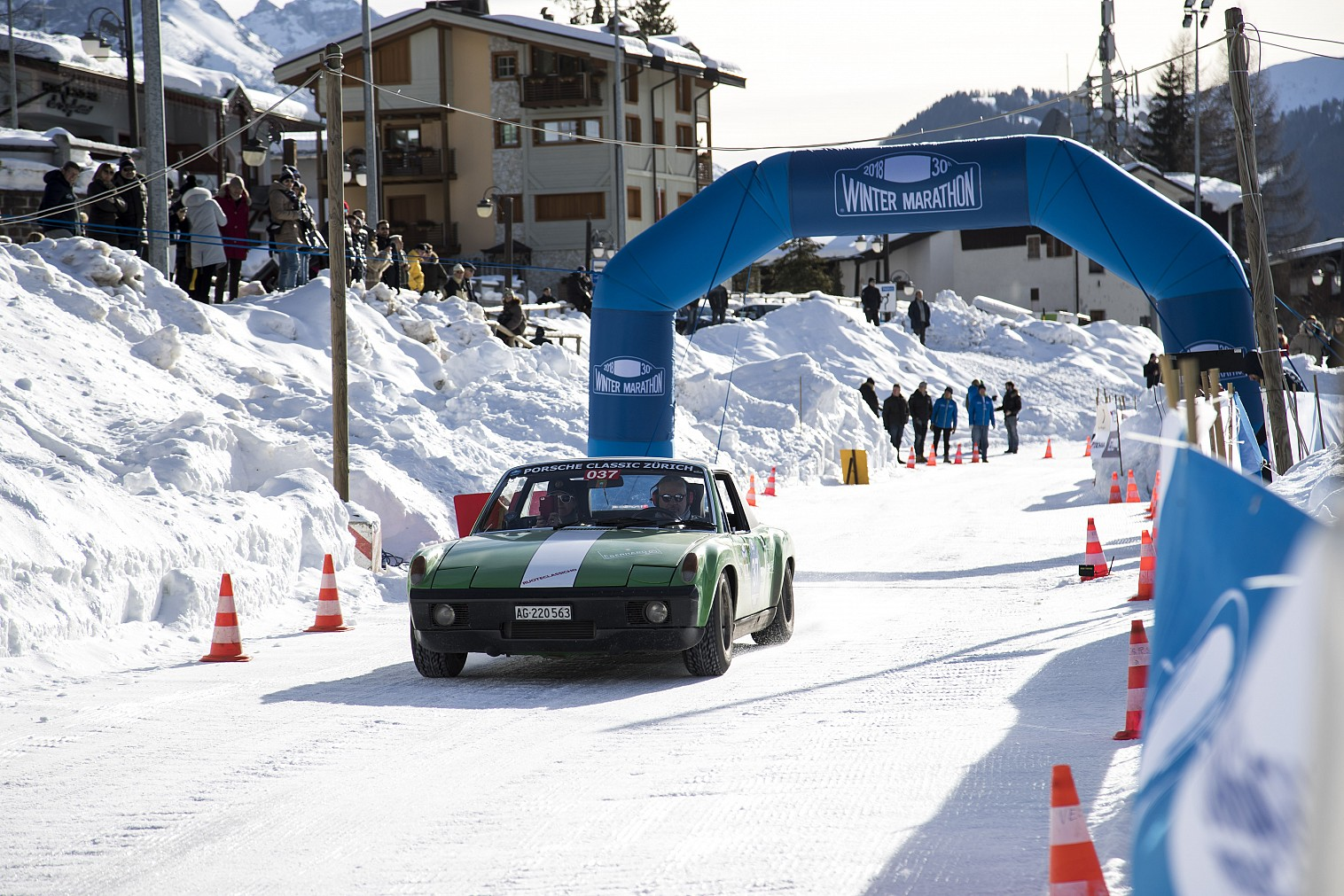 #WinterMarathon2019, from 24 to 27 January in Madonna di Campiglio the 31st edition