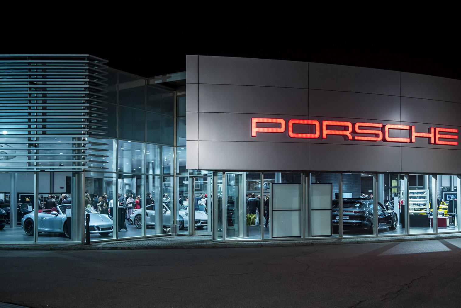 Centro Porsche Brescia e Winter Marathon ancora insieme!