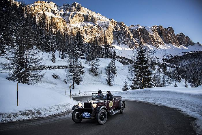 #WinterMarathon2019, 100 equipaggi al via della 31ª edizione