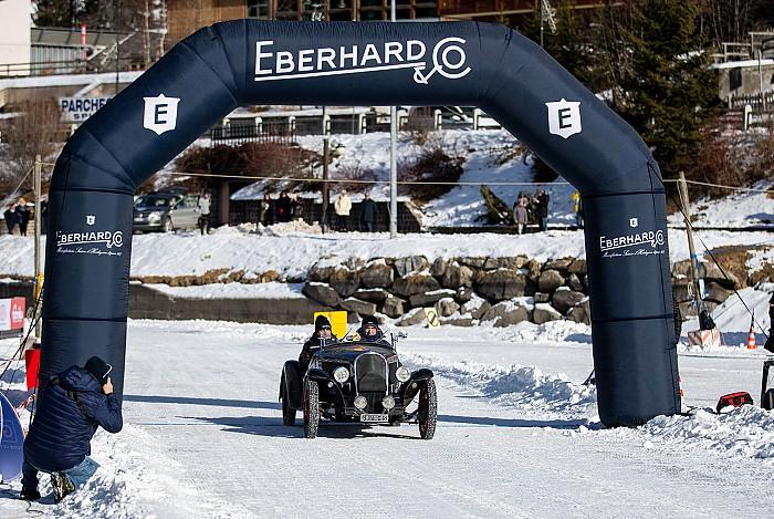 Riboldi-Sabbadini dominatori dei trofei sul laghetto ghiacciato!