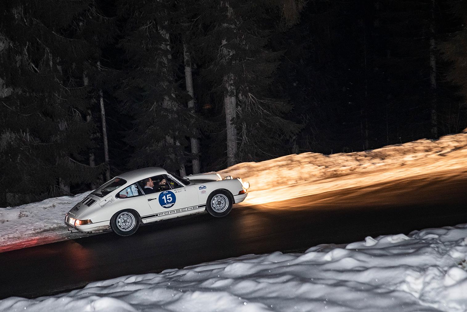 Winter Marathon e Centro Porsche Brescia, un legame che continua sulle Dolomiti