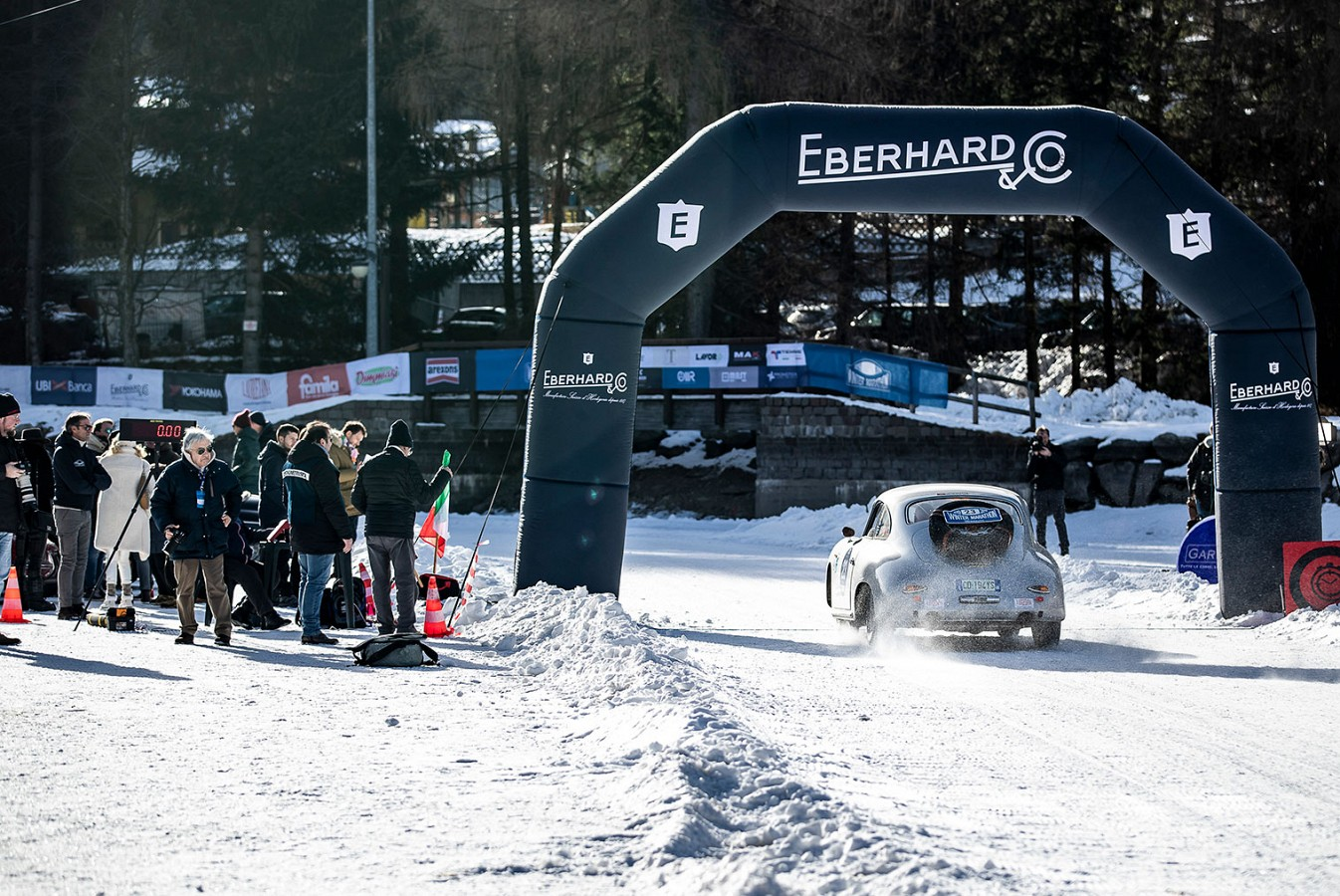 Scopri il percorso della Winter Marathon 2020
