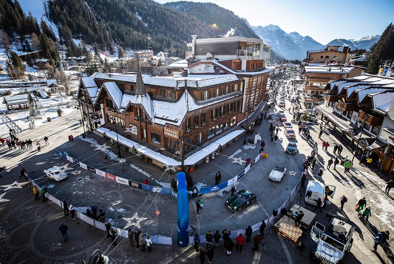 Online the entry list of the Winter Marathon 2020