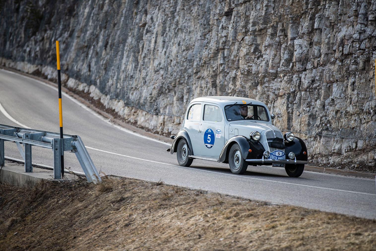 Belometti-Bettinsoli vincono la 32ª edizione su Fiat 508 C del 1937