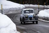 Bellini and Tiberti on a 1937 Fiat 508 C win the Winter Marathon 2021!