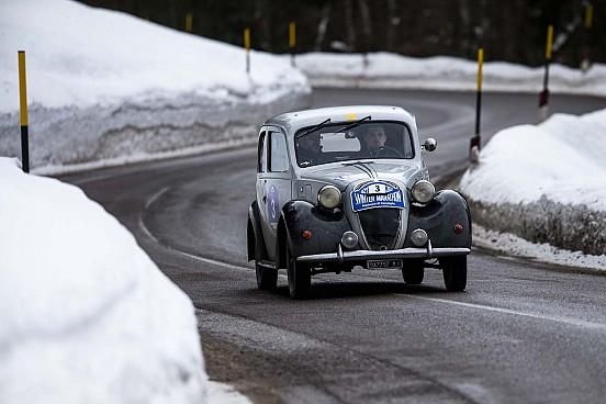 Bellini e Tiberti su Fiat 508 C del 1937 vincono la Winter Marathon 2021!