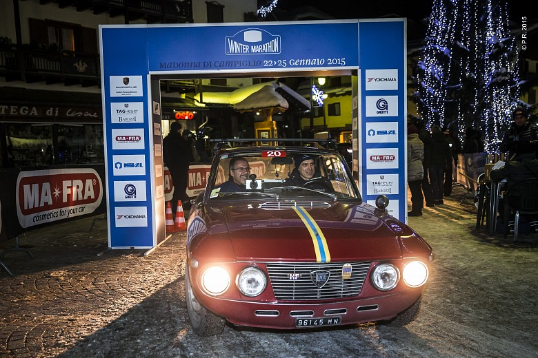 A Giovanni Scarabelli la vittoria nell'edizione 2015 del 3Tre Challenge