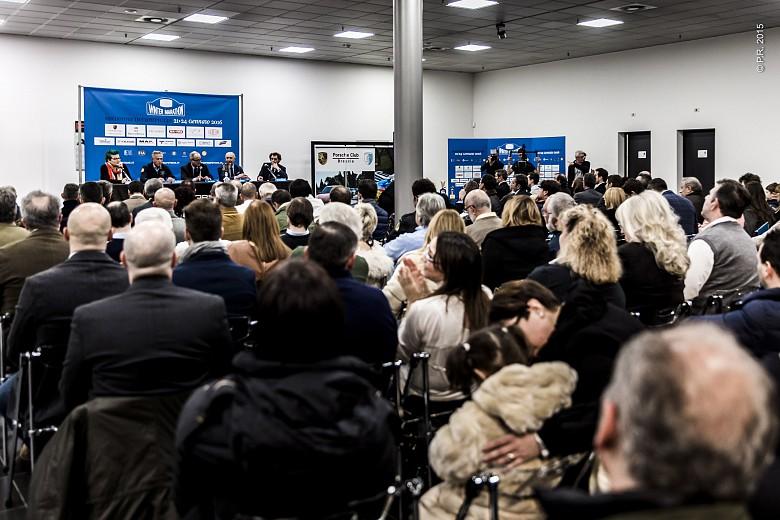 Venerdì 25 novembre la presentazione della Winter Marathon al Centro Porsche Brescia