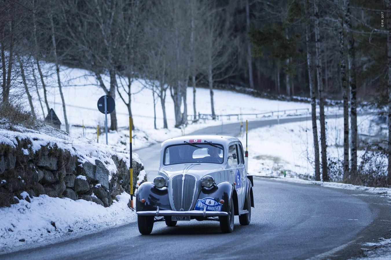 Alberto Aliverti e Alberto Maffi vincono la 29ª edizione della Winter Marathon!