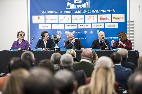 Presentata al Centro Porsche Brescia Saottini la 30ª edizione della Winter Marathon