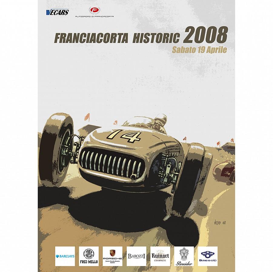LOCANDINA FH 2008